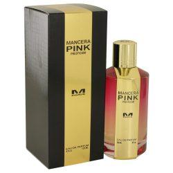 Mancera Pink Prestigium By Mancera Eau De Parfum Spray 4 Oz For Women #539454