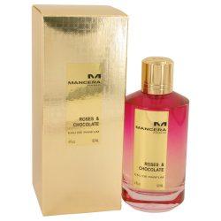 Mancera Roses & Chocolate By Mancera Eau De Parfum Spray (Unisex) 4 Oz For Women #536910