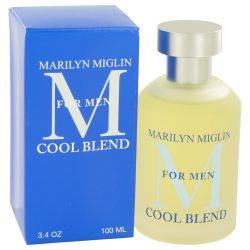 Marilyn Miglin Cool Blend By Marilyn Miglin Cologne Spray 3.4 Oz For Men #533064