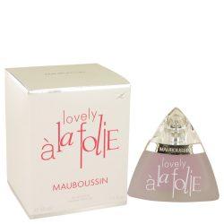 Mauboussin Lovely A La Folie By Mauboussin Eau De Parfum Spray 1.7 Oz For Women #537154
