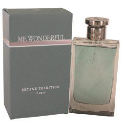 Me Wonderful By Reyane Tradition Eau De Parfum Spray 3.4 Oz For Men #537545