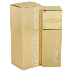 Michael Kors 24K Brilliant Gold By Michael Kors Eau De Parfum Spray 1.7 Oz For Women #539080