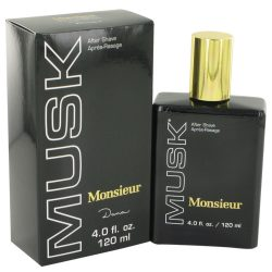 Monsieur Musk By Dana After Shave 4 Oz For Men #500452