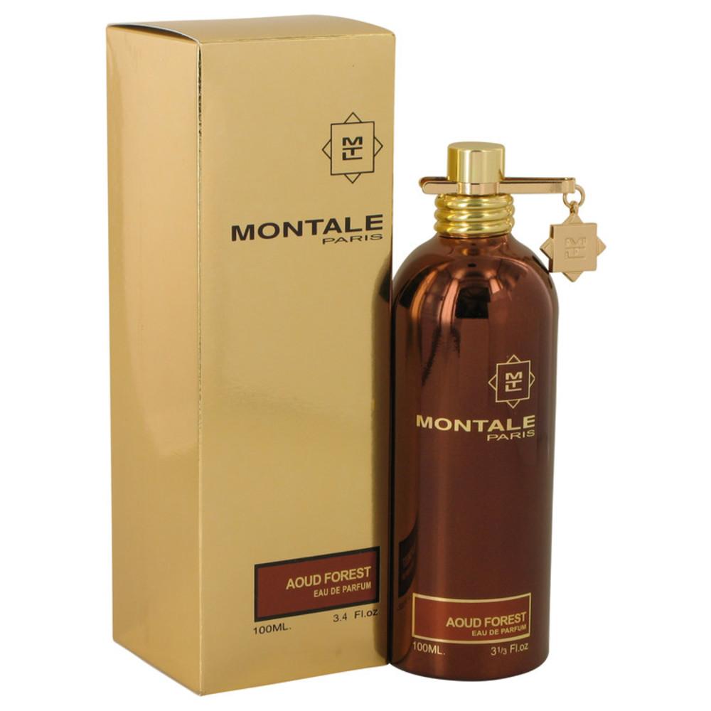 Montale Aoud Forest By Montale Eau De Parfum Spray (Unisex) 3.4 Oz For Women #540114