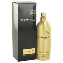 Montale Golden Aoud By Montale Eau De Parfum Spray 3.3 Oz For Women #518262