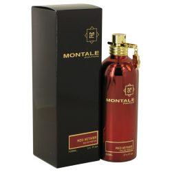 Montale Red Vetiver By Montale Eau De Parfum Spray 3.4 Oz For Men #540120