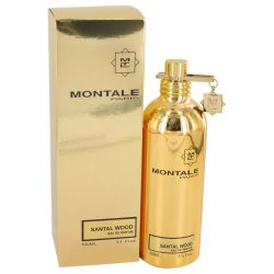Montale Santal Wood By Montale Eau De Parfum Spray (Unisex) 3.4 Oz For Women #536216