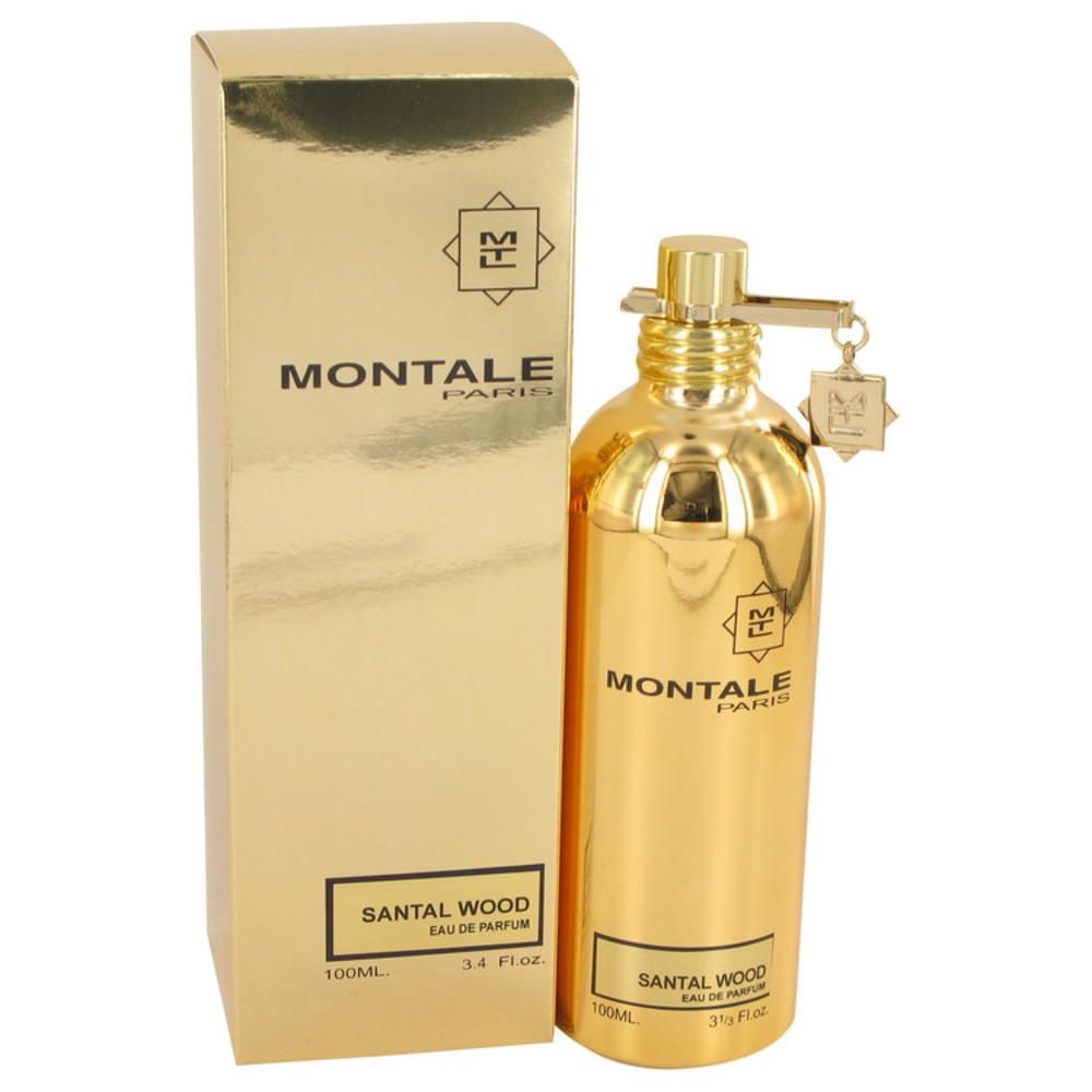 Montale Santal Wood By Montale Eau De Parfum Spray (Unisex) 3.4 Oz For Women #536216