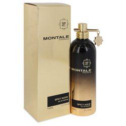 Montale Spicy Aoud By Montale Eau De Parfum Spray (Unisex) 3.4 Oz For Women #542539