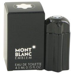 Montblanc Emblem By Mont Blanc Mini Edt .15 Oz For Men #531962