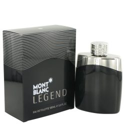 Montblanc Legend By Mont Blanc Eau De Toilette Spray 3.4 Oz For Men #497589