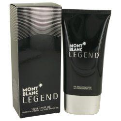 Montblanc Legend By Mont Blanc Shower Gel 5 Oz For Men #534798