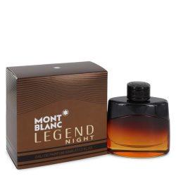 Montblanc Legend Night By Mont Blanc Eau De Parfum Spray 1.7 Oz For Men #545130