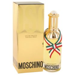 Moschino By Moschino Eau De Toilette Spray 2.5 Oz For Women #418726