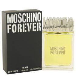 Moschino Forever By Moschino Eau De Toilette Spray 3.4 Oz For Men #490683