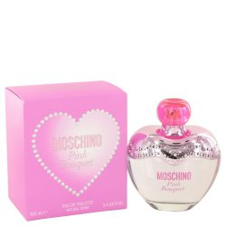 Moschino Pink Bouquet By Moschino Eau De Toilette Spray 3.4 Oz For Women #492049