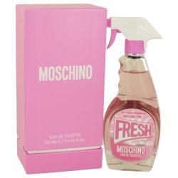 Moschino Pink Fresh Couture By Moschino Eau De Toilette Spray 3.4 Oz For Women #538637
