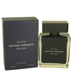Narciso Rodriguez Bleu Noir By Narciso Rodriguez Eau De Toilette Spray 3.4 Oz For Men #534341
