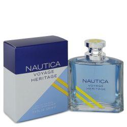 Nautica Voyage Heritage By Nautica Eau De Toilette Spray 3.4 Oz For Men #542777