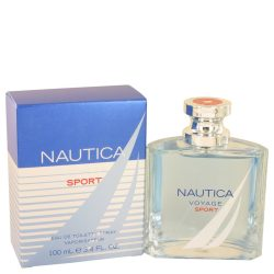 Nautica Voyage Sport By Nautica Eau De Toilette Spray 3.4 Oz For Men #533925