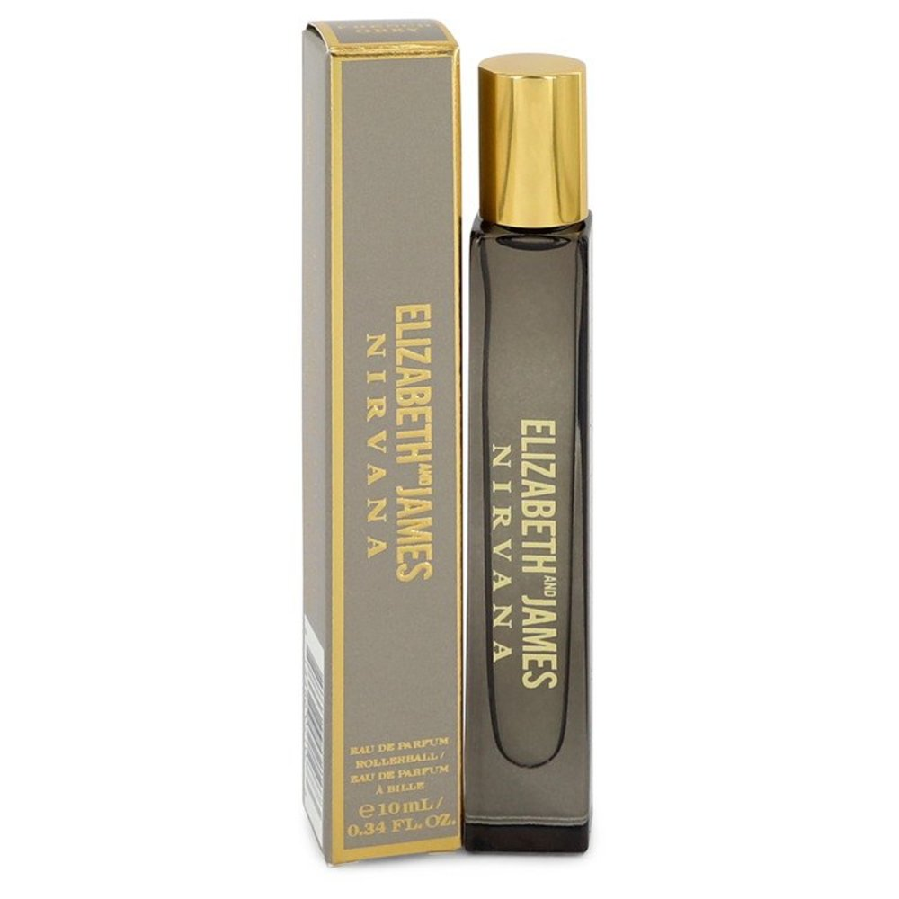 Nirvana French Grey By Elizabeth And James Mini Edp Rollerball Pen .34 Oz For Women #543877