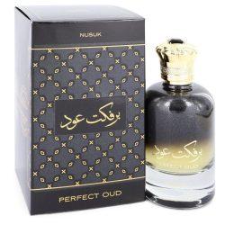 Nusuk Perfect Oud By Nusuk Eau De Parfum Spray (Unisex) 3.4 Oz For Men #545903