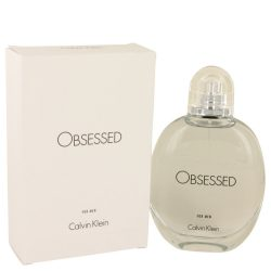 Obsessed By Calvin Klein Eau De Toilette Spray 4.2 Oz For Men #537504
