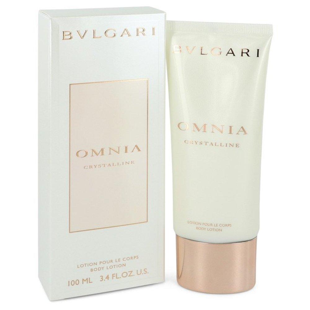 Omnia Crystalline By Bvlgari Body Lotion 3.3 Oz For Women #546605