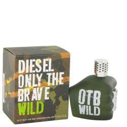 Only The Brave Wild By Diesel Eau De Toilette Spray 2.5 Oz For Men #516928