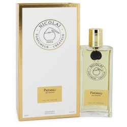 Patchouli Intense By Nicolai Eau De Parfum Spray (Unisex) 3.4 Oz For Women #546442
