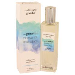 Philosophy Grateful By Philosophy Eau De Parfum Spray 1 Oz For Women #537700