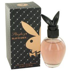 Playboy Play It Spicy By Playboy Eau De Toilette Spray 2.5 Oz For Women #497081