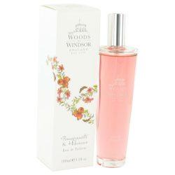 Pomegranate & Hibiscus By Woods Of Windsor Eau De Toilette Spray 3.4 Oz For Women #517470