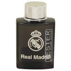 Real Madrid Black By Air Val International Eau De Toilette Spray (Tester) 3.4 Oz For Men #539071
