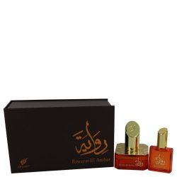 Riwayat El Ambar By Afnan Eau De Parfum Spray + Free .67 Oz Travel Edp Spray 1.7 Oz For Women #541125