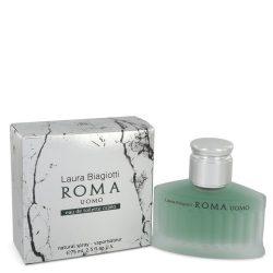 Roma Uomo Cedro By Laura Biagiotti Eau De Toilette Spray 2.5 Oz For Men #545118