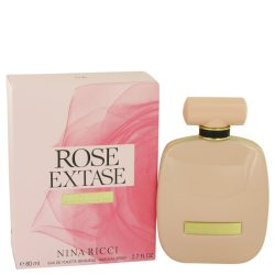 Rose Extase By Nina Ricci Eau De Toilette Sensuelle Spray 2.7 Oz For Women #538721