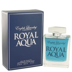 Royal Aqua By English Laundry Eau De Toilette Spray 3.4 Oz For Men #514672