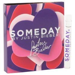 Someday By Justin Bieber Vial (Sample) .05 Oz For Women #515174