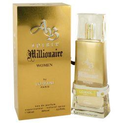 Spirit Millionaire By Lomani Eau De Parfum Spray 3.3 Oz For Women #492291