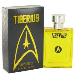 Star Trek Tiberius By Star Trek Eau De Toilette Spray 3.4 Oz For Men #515947