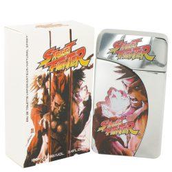 Street Fighter By Capcom Eau De Toilette Spray 3.4 Oz For Men #482881