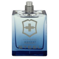 Swiss Army Steel By Swiss Army Eau De Toilette Spray (Tester) 3.4 Oz For Men #547981