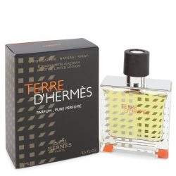 Terre Dhermes By Hermes Pure Perfume Spray (Limited Edition 2019) 2.5 Oz For Men #546622