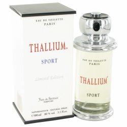 Thallium Sport By Parfums Jacques Evard Eau De Toilette Spray (Limited Edition) 3.4 Oz For Men #476775
