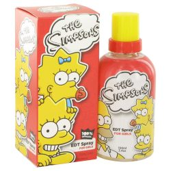 The Simpsons By Air Val International Eau De Toilette Spray 3.4 Oz For Women #515610