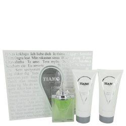 Tiamo By Parfum Blaze Gift Set -- For Men #538839