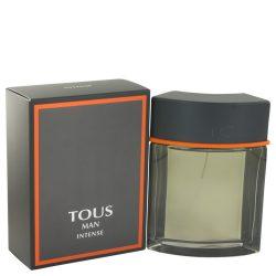 Tous Man Intense By Tous Eau De Toilette Spray 3.4 Oz For Men #510510