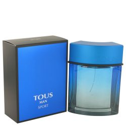 Tous Man Sport By Tous Eau De Toilette Spray 3.4 Oz For Men #478913