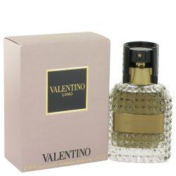 Valentino Uomo By Valentino Eau De Toilette Spray 1.7 Oz For Men #515897